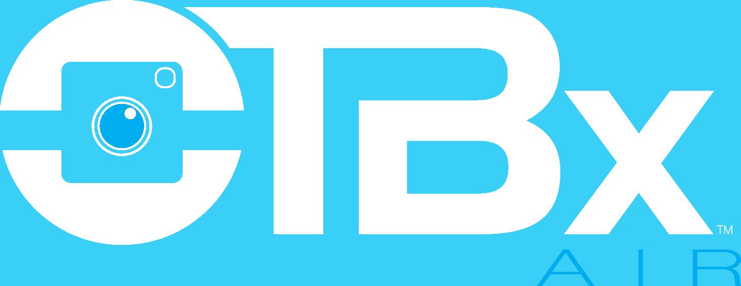 OTBx White Logo with Blue