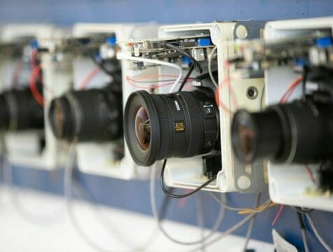 Construction Site Monitoring Photography Video Timelapse Cameras