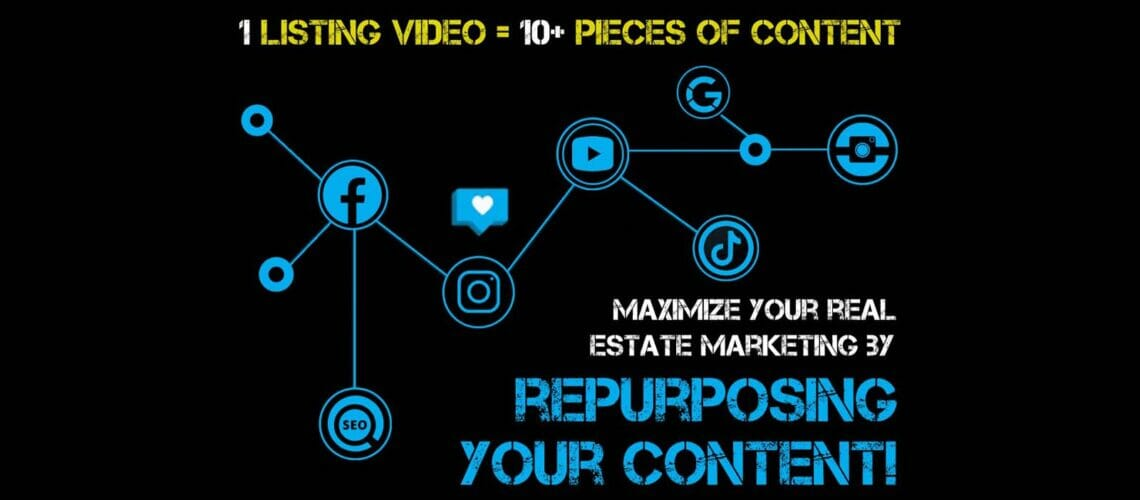 Importance of Repurposing Content in the Real Estate Industry
